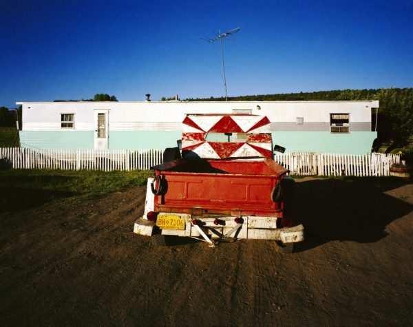 Alex Harris, Penasco New Mexico, 1981